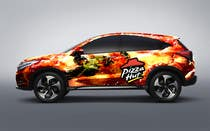 Contest Entry #44 for Vehicle Wrap Graphics Design