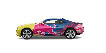 #30 for Vehicle Wrap Graphics Design by FlaviussAdam