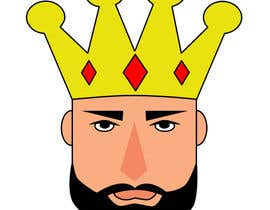 #45 for Design a cool king for a new startup by libertany