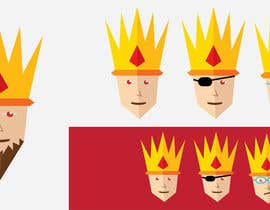 #56 for Design a cool king for a new startup by AVangel