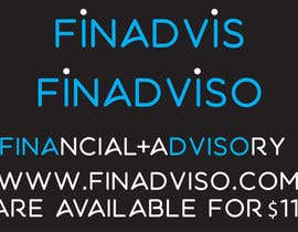 #144 for COME UP WITH A FINANCIAL ADVISORY COMPANY NAME by YessaY
