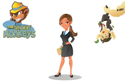 #22 for Easy Money & Credits! Don't Miss It! Show me your coolest & craziest Illustrations/Caricatures/Cartoons/Web Designs. by Milos009