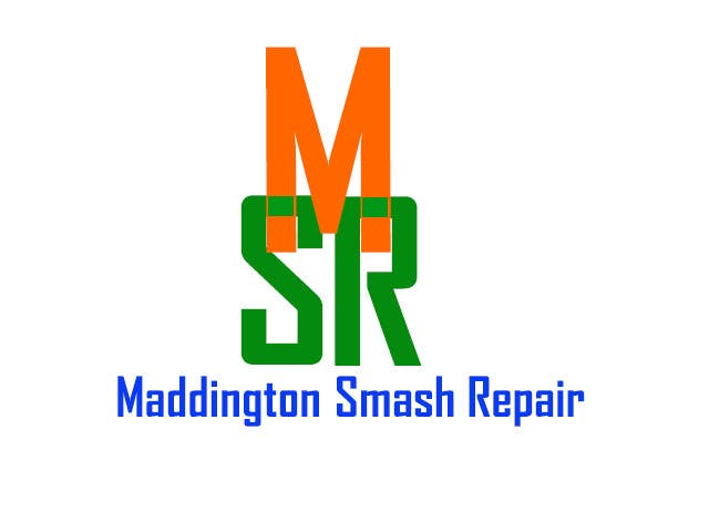 Proposition n°4 du concours Develop a Corporate Identity for Maddington Smash Repairs