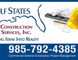 #36 for Design a Construction Company's Sign by amitcreative007