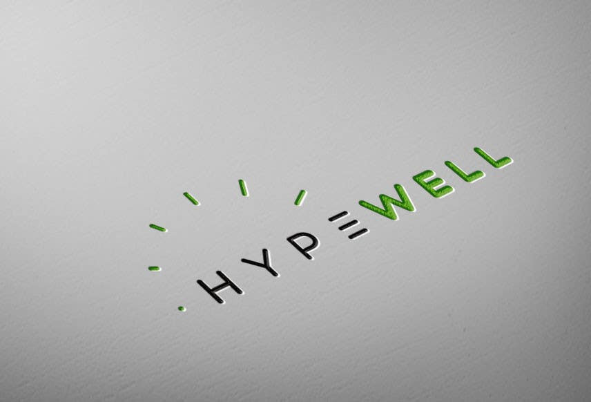 #214 for Design a Logo for Hype Well by tonybugas