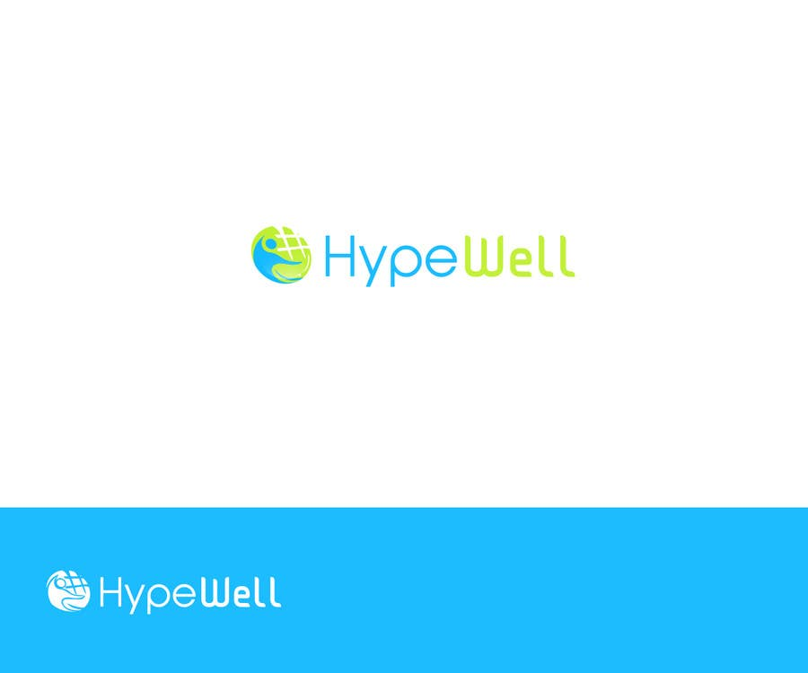 #176 for Design a Logo for Hype Well by zapanzajelo