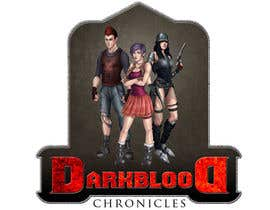 #158 for Design a New Logo for Dark Blood Chronicles by fazxclusive