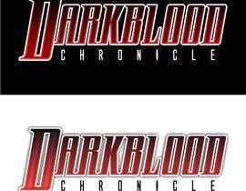 Lawe tarafından Design a New Logo for Dark Blood Chronicles için no 166