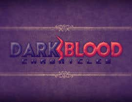 #95 for Design a New Logo for Dark Blood Chronicles by airijusksevickas