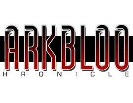 #171 for Design a New Logo for Dark Blood Chronicles by logo2gogo