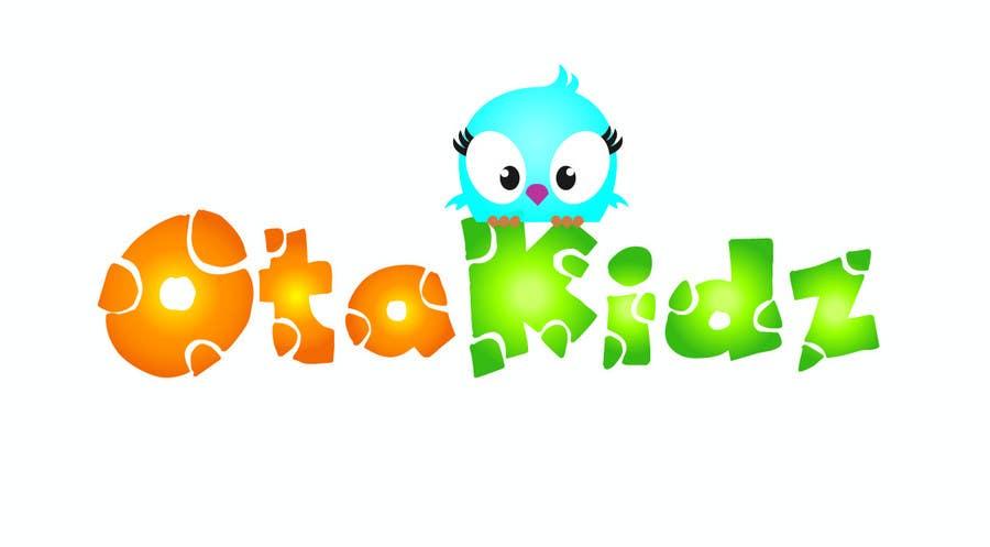 Конкурсная заявка №82 для Logo Design for Ota Kidz