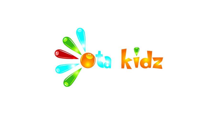 Bài tham dự cuộc thi #                                        81                                      cho                                         Logo Design for Ota Kidz