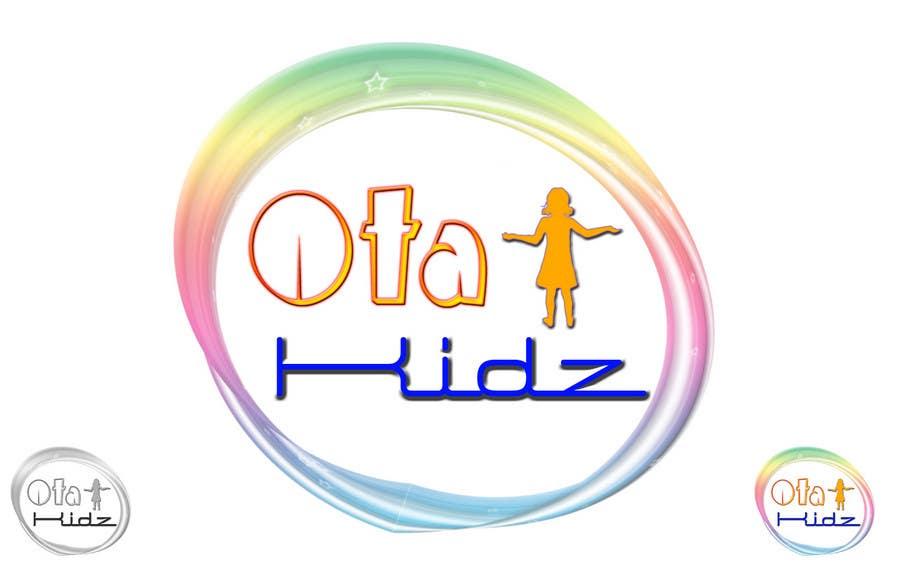 Inscrição nº                                         47                                      do Concurso para                                         Logo Design for Ota Kidz