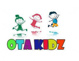 #109 for Logo Design for Ota Kidz by yojellimac