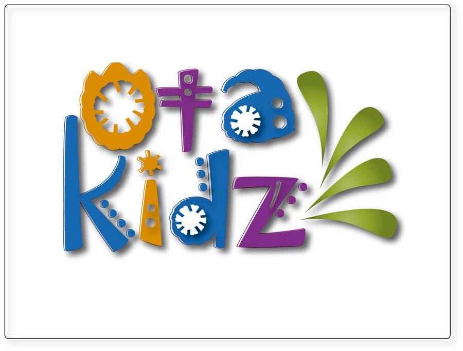 Bài tham dự cuộc thi #                                        64                                      cho                                         Logo Design for Ota Kidz