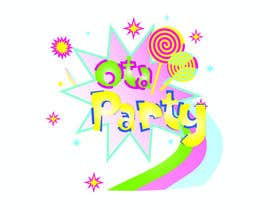 #80 para Logo design for Ota Party de danieladicheva