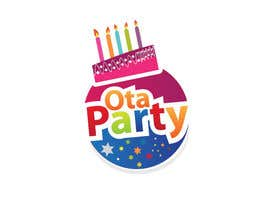 #90 for Logo design for Ota Party af awboy