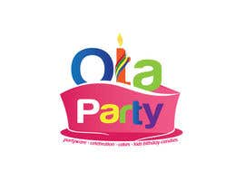 #56 para Logo design for Ota Party de todeto