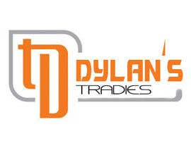 nº 13 pour Logo Design for Dylan's Tradies par attaabbas