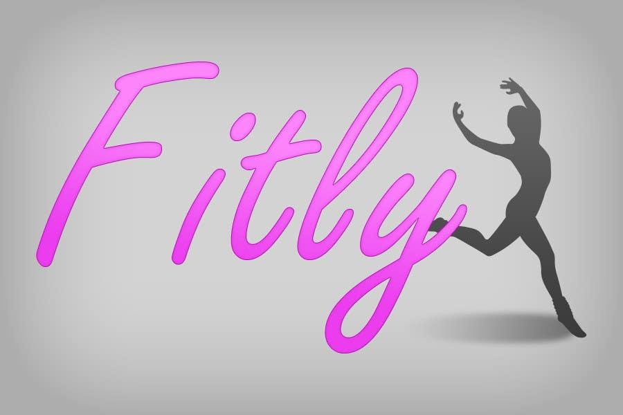 Inscrição nº                                         10                                      do Concurso para                                         Logo Design for Fitly