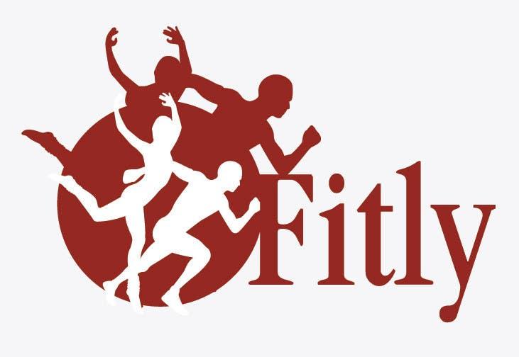 Inscrição nº                                         31                                      do Concurso para                                         Logo Design for Fitly