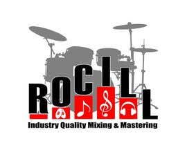 #14 for Design a Logo for ROC ILL Music Producer.Studio af bobbyfariz