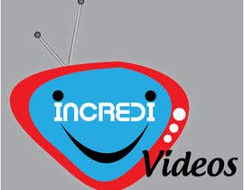 #5 for Logo for a funny/viral videos project name IncrediVideos by zaibiiui1150