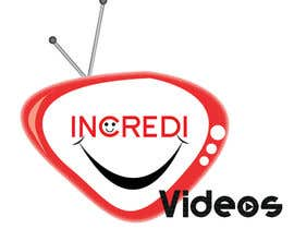 #19 for Logo for a funny/viral videos project name IncrediVideos by zaibiiui1150