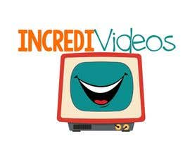 #8 for Logo for a funny/viral videos project name IncrediVideos by digitaltrailz