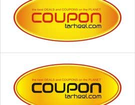 #37 for Design a Logo for COUPONtarheel.com by TATHAE
