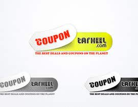#36 for Design a Logo for COUPONtarheel.com af shrish02