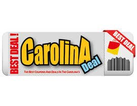 nº 39 pour Design a Logo for   CAROLINA DEAL - repost par Arts360