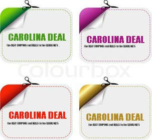nº 48 pour Design a Logo for   CAROLINA DEAL - repost par cristinandrei