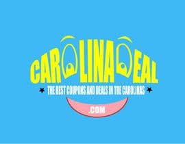 #50 para Design a Logo for   CAROLINA DEAL - repost por eyecandyfactory