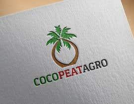 """Nro 9 kilpailuun Design a Logo for """"COCOPEATAGRO"""" käyttäjältä lopeslerissa"""