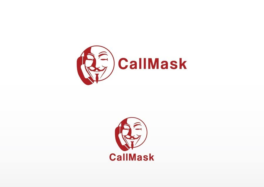 Proposition n°28 du concours Design a Logo for Call Mask