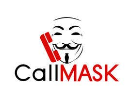 nº 2 pour Design a Logo for Call Mask par vfxtasy