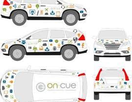 Nro 12 kilpailuun OC car wrap käyttäjältä NavCZ