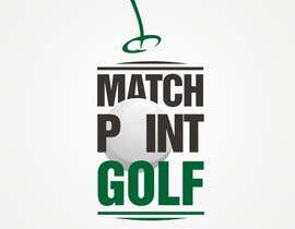 "#201 para Design a Logo for ""Match Point Golf"" por paramiginjr63"