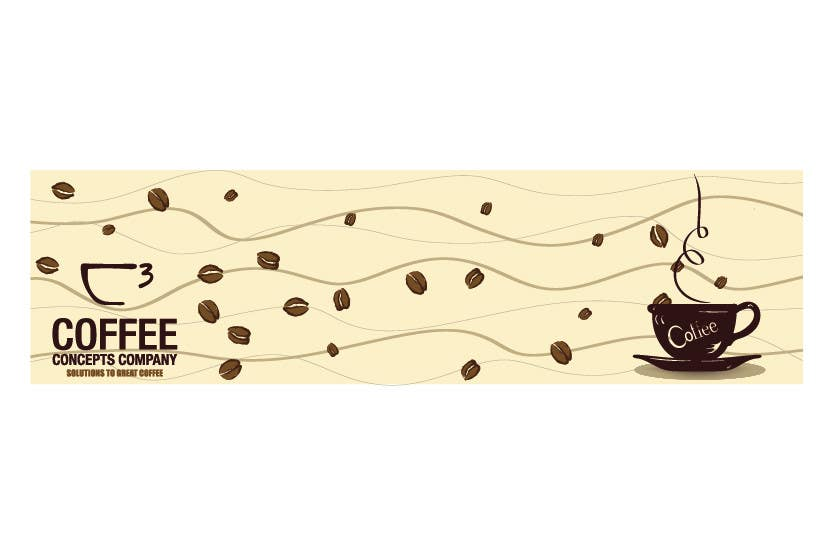#2 for Design a Pull Up Banner for a Coffee Business by Arts360