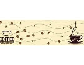 #2 untuk Design a Pull Up Banner for a Coffee Business oleh Arts360