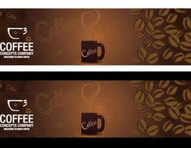 #3 para Design a Pull Up Banner for a Coffee Business por Arts360