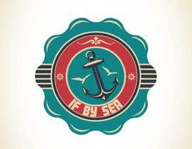 "#373 untuk Design a Logo for ""If By Sea"" oleh Simental02"
