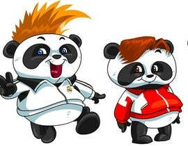 #54 for Illustration Design for Animation illustration for Panda cubs. af ramadhiansanjaya