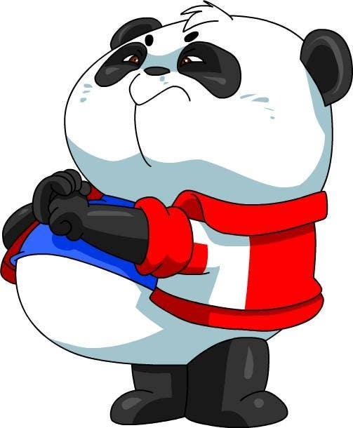Contest Entry #69 for Illustration Design for Animation illustration for Panda cubs.