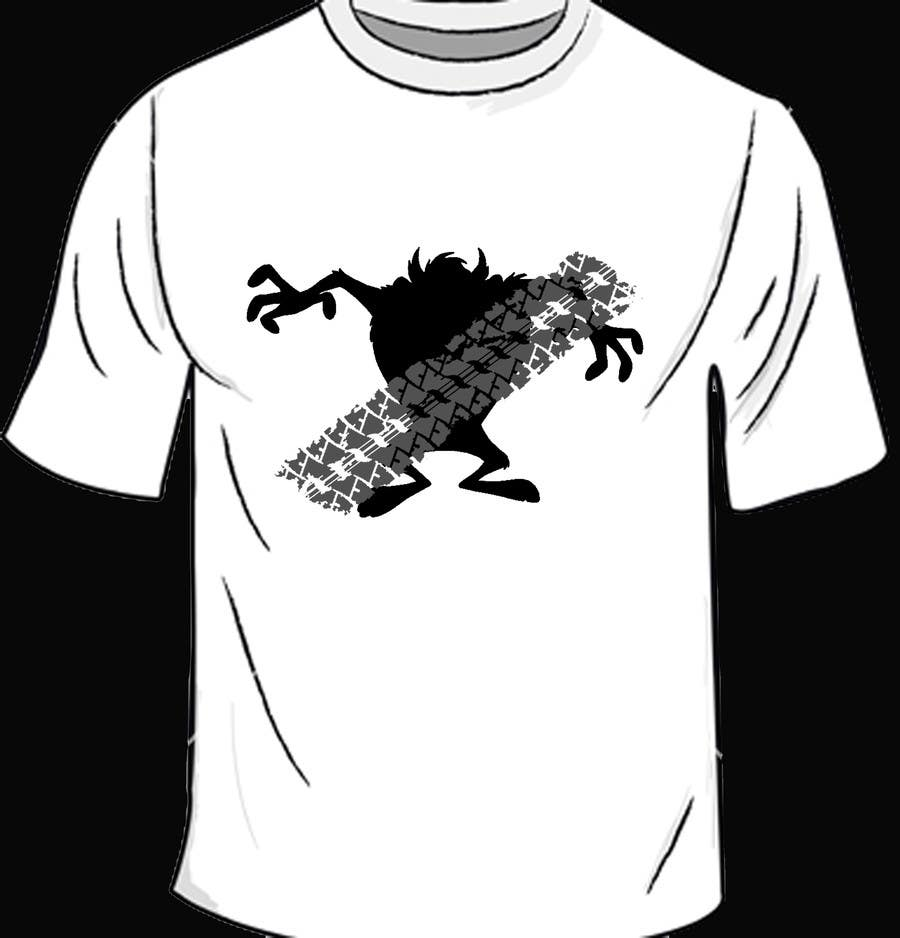 #35 for Design a T-Shirt by Cherlick