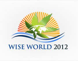 nº 80 pour Logo Design for Wise World 2012 par elgopi