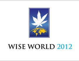 nº 34 pour Logo Design for Wise World 2012 par elgopi