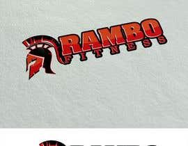 Nro 233 kilpailuun Design a Logo for Rambo Fitness käyttäjältä colorgraphicz