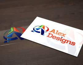 nº 36 pour Design a Logo for Alex Designs par faisal7262
